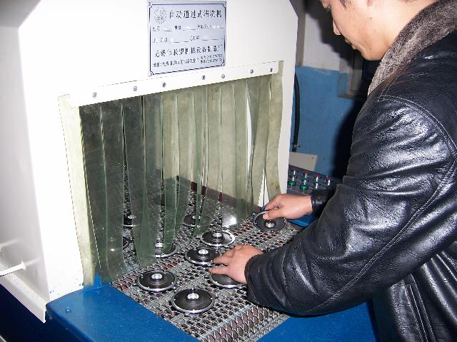 自動通過式清洗機